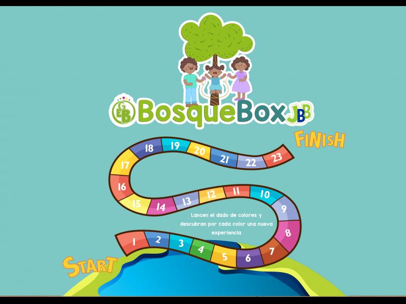 BOSQEU BOX CAJA